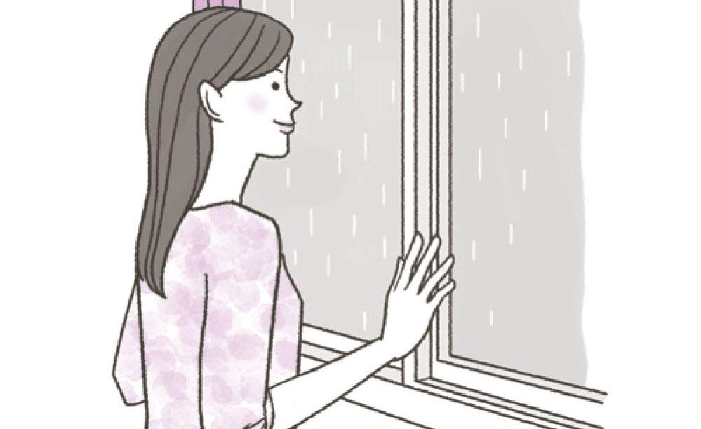 梅雨の時期に気をつけたい意外なことって?