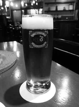 こちらは限定品の「ウイスキーバレルエイジエクスペリメンタル」。ウイスキー樽で寝かせた香り高いビールだ