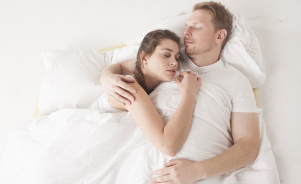 パートナーと一緒に快適に眠る方法♡