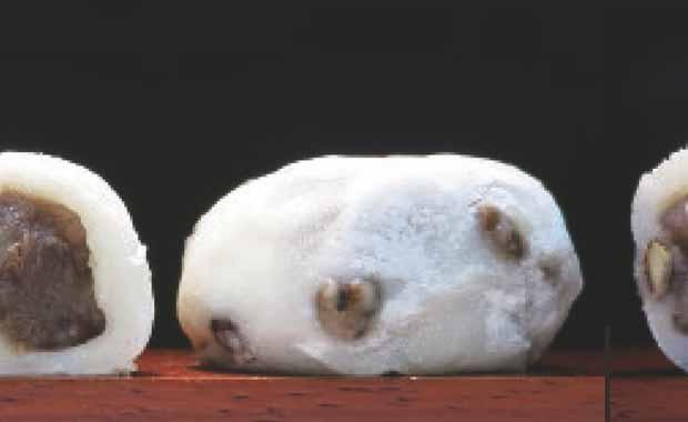 《週3日限定》火曜はつぶし、木・金曜はこし 二度三度と買いたい豆大福
