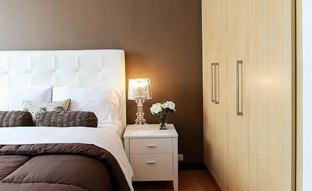 快眠を誘う寝室のカラーコーディネート
