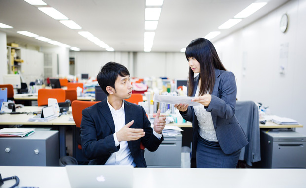 フランクな職場でも心得ておくべき上司との関係の常識