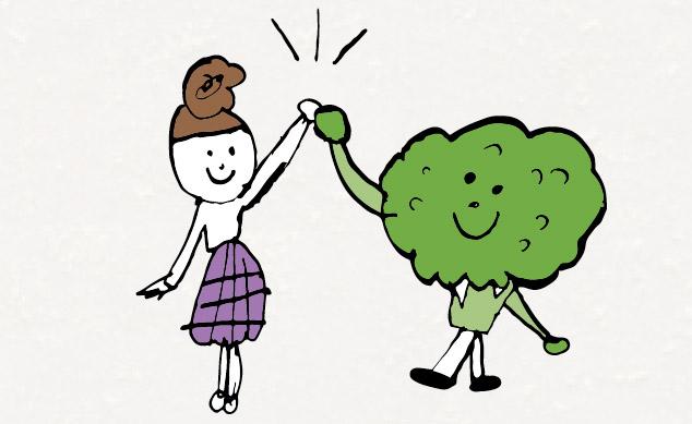 ブロッコリーごはんでダイエットが成功するのは、なぜ?