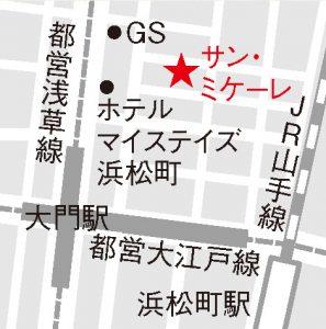 オペラハウストナカイ地図