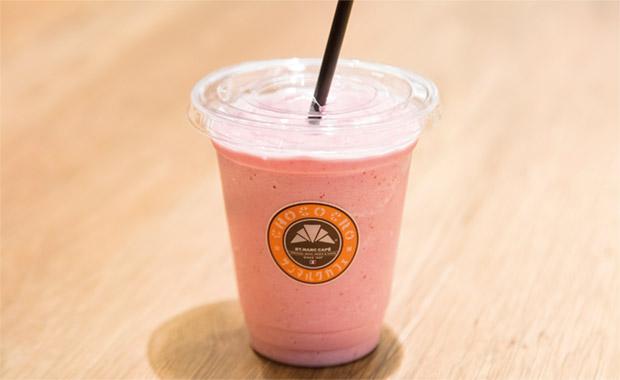 ダイエット中カフェでのスムージーは危険!実は糖質がたっぷり含まれる!?