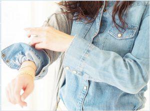 襟、裾、袖はアレンジする