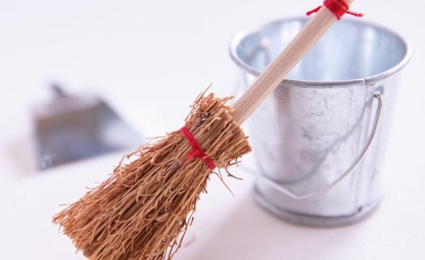 見た目が美しい掃除用具を選ぶ理由