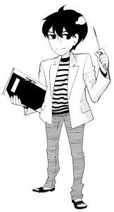 柴崎竜人先生