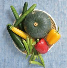 夏の野菜玉