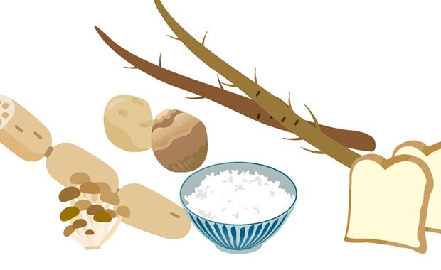 食品の糖質の見方