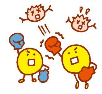炎症性サイトカインの抑制(抗炎症作用)