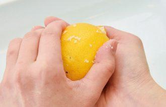 レモン酢_作り方1