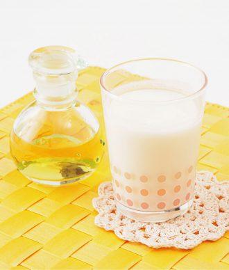 りんご酢ミルク_作り方2