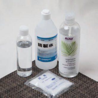 肌に優しい化粧水