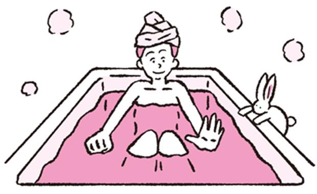 冷えに効果的な半身浴の方法