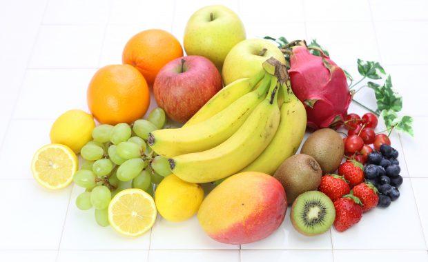 9種類のフルーツ
