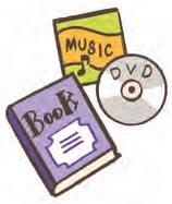借りた本やCDが難しくて感想を言えない