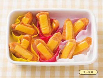 サーモンのチーズ焼き