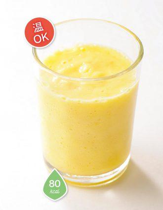 パイナップル+レモン汁