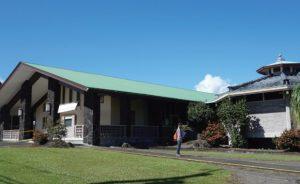 ハワイ州で一番大きなパイプオルガン ヒロ東本願寺